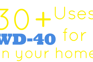 30+ Uses for WD40