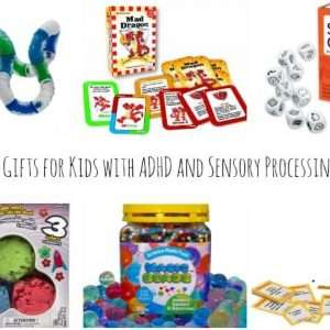 Christmas Gifts for Kids with ADHD and Sensory Processing Disorder