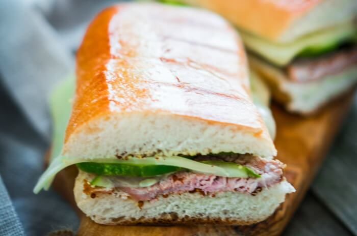 Authentic Cuban Sandwich Recipe