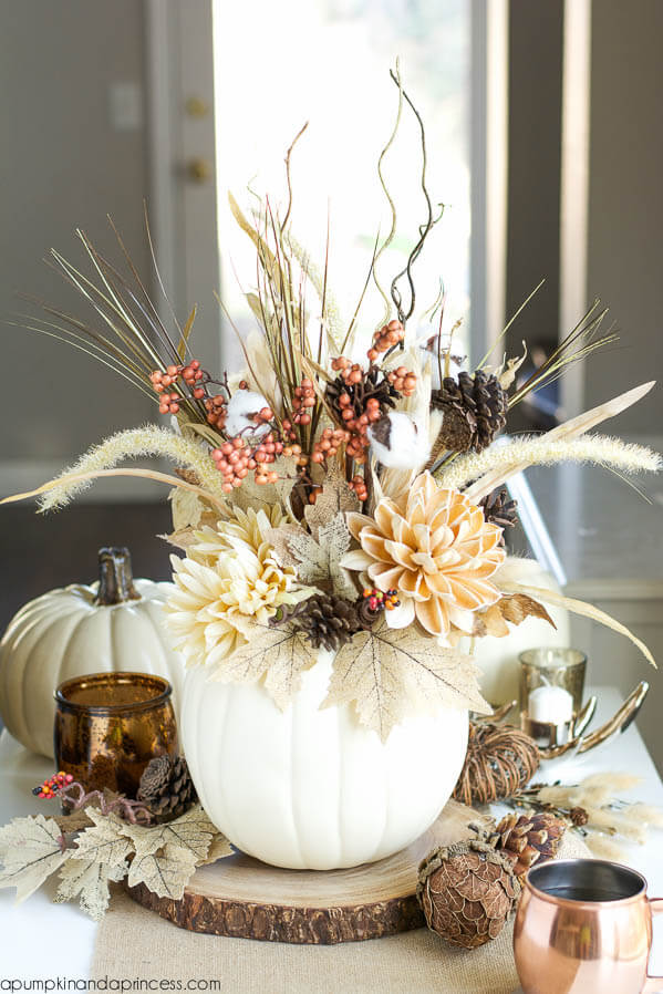 Thanksgiving Table Decorations And Printables Miss