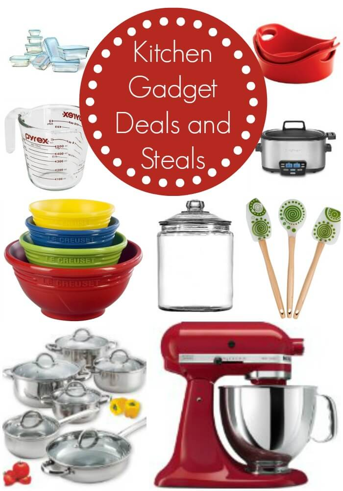 My Favorite kitchen gadget steals and deals!