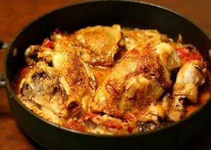 Joey's Crockpot Provencal Chicken