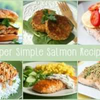 18 super simple salmon recipes that are sure to make you love salmon!