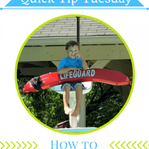 How to Prevent Swimmers Ear from Happening on Quick Tip Tuesday ~ Miss Information