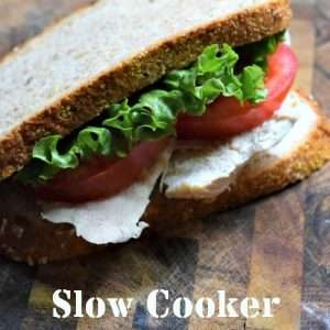 Make Your Own Deli Meat in a Slow Cooker