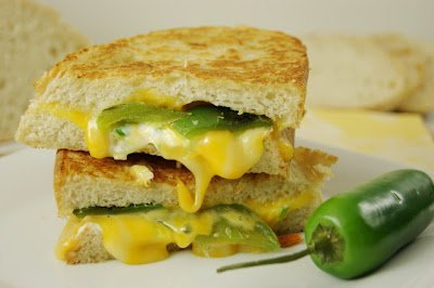 Jalapeno Popper Grilled Cheese 1