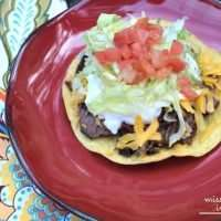 Slow Cooker Tostadas