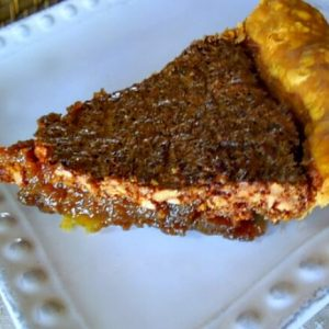 My Grandmothers Karo Pecan Pie - Miss Information