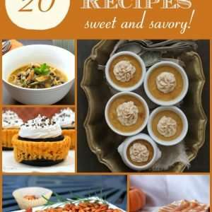Pumpkin Recipes - Miss Information