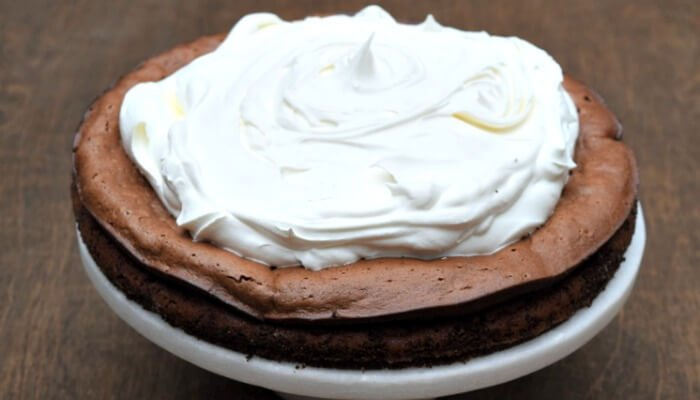 Easy Chocolate Mousse Cheesecake Recipe | Miss Information