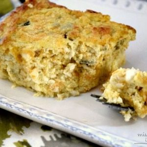 Green Chili  Breakfast Casserole Recipe