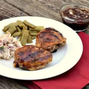 The best bourbon bbq chicken recipe ever!