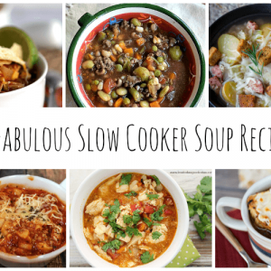 10 Fabulous Slow Cooker Soup Recipes