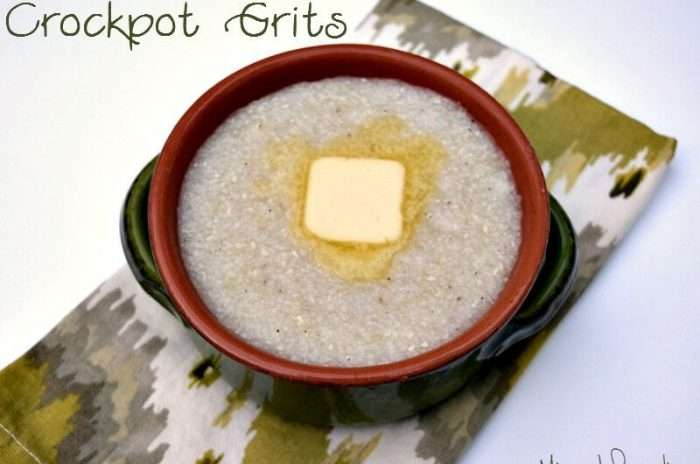 The Best Way to Cook Grits in the Slow Cooker