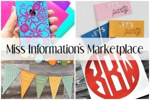 Miss Information's Marketplace