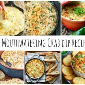 10 Delicious Crab Dip Recipes