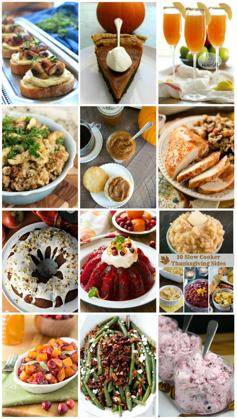 35 of the Best Recipes for Thanksgiving and Christmas