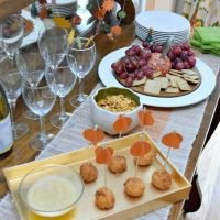 Cheesy Ritz Potato Balls Appetizer Recipe