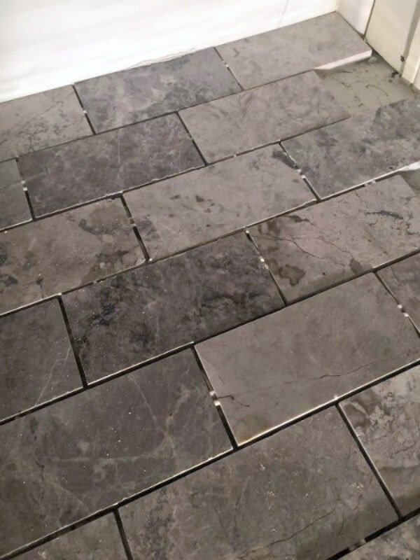 Ordering Tile Online From Builddirect Miss Information