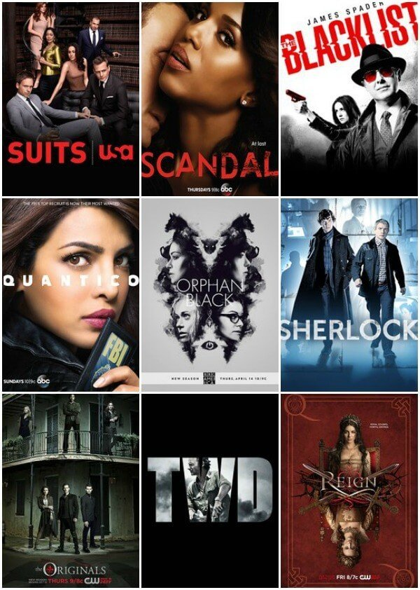 These Top 10 Shows to binge watch on TV are must see shows you can take anywhere with you using this app!