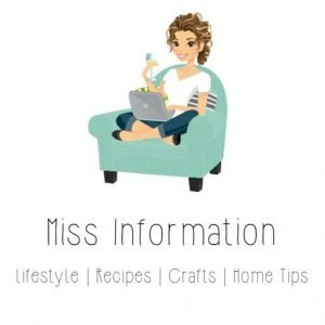 Miss Information Blog Logo - See Our Disclosure Policy