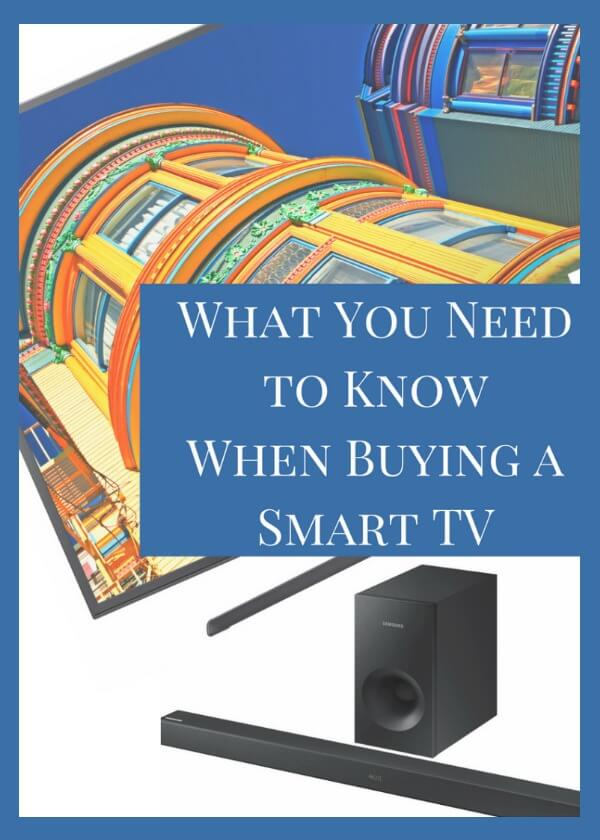 What you need to know before you purchase a smart TV and where to get the best deal!