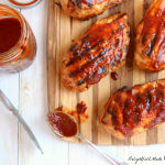 Spice up your grilled chicken with some amazing BBQ flavor! This Chipotle BBQ Grilled Chicken will be a new summer favorite the entire family will love!