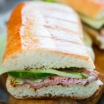 This authentic Cuban sandwich recipe amazing! The pork is slow cooked in the crockpot! I got the recipe from by best friend from Cuba!