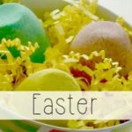 Easy Easter recipes and fun and easy craft ideas for Easter. Get into the Easter spirit with these quick Easter recipes and Easter Bunny craft ideas! | MissInformationBlog.com
