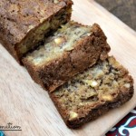 A great alternative to banana or pumpkin bread at the holidays. Filled with nuts, pineapple, coconut, and bananas it