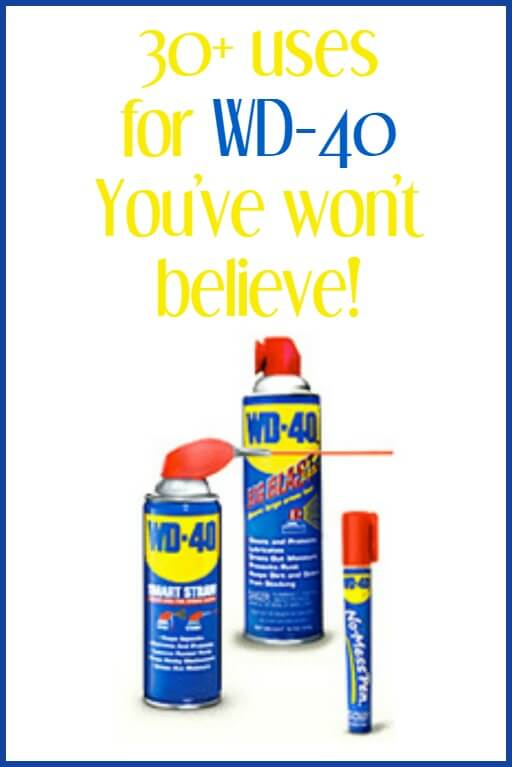 30+ Amazing Household Uses for WD-40 | Miss Information