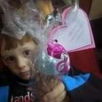 "Valentine's ""Ice Cream"" Cone"