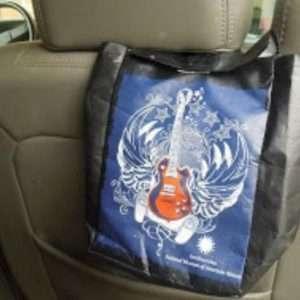 Subway Kids Meal Bag Recycle