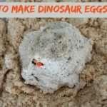 How to Make Dinosaur Eggs