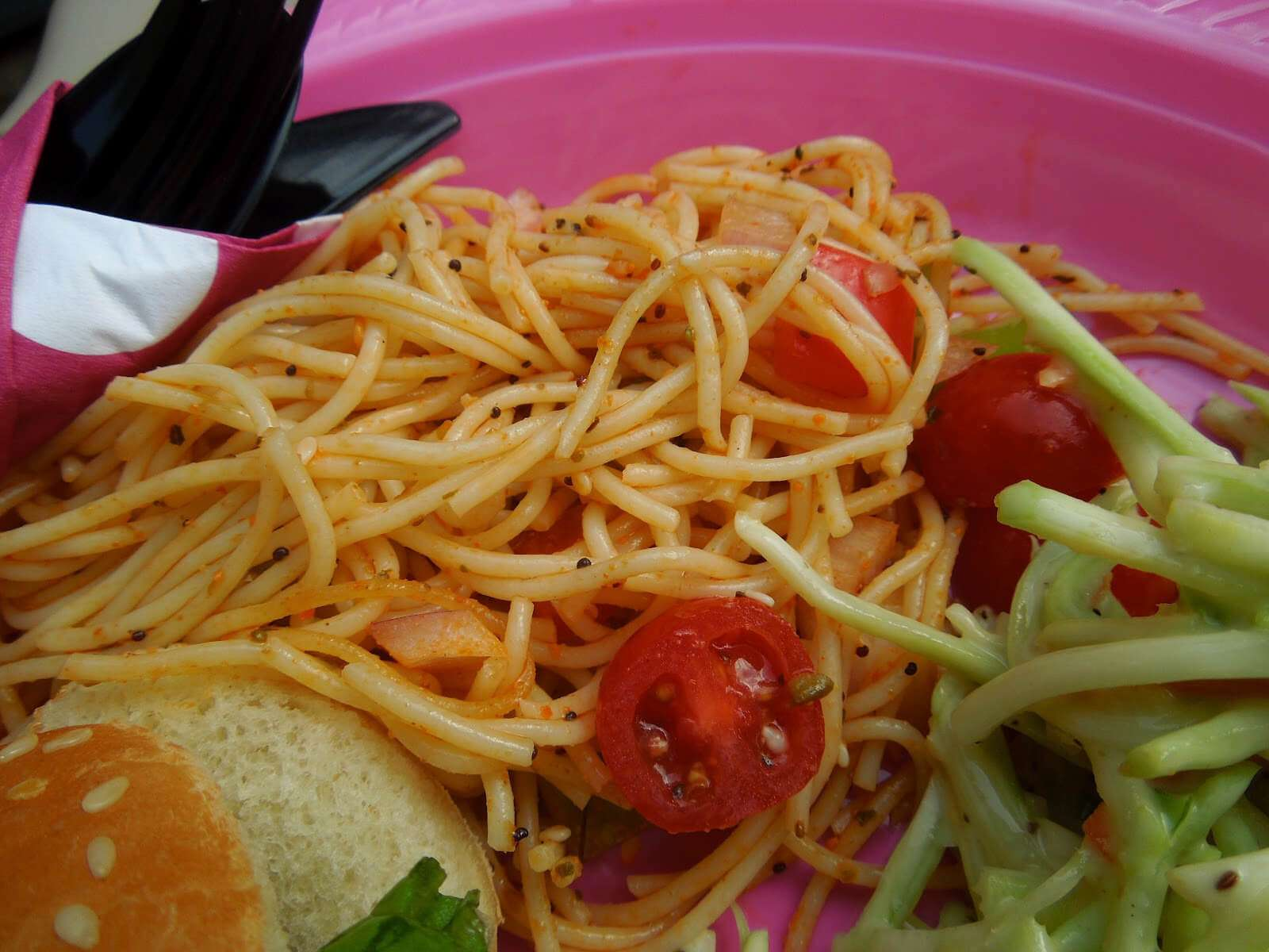 Cold Spaghetti Salad Recipe Miss Information