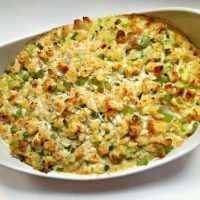 Leila's Crab Casserole a coastal friends recipe we have for special occastions