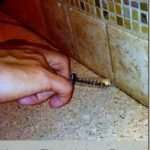 How to Clean Kitchen Counter Grout