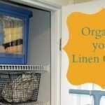 Organize It! Linen and Kids Closets