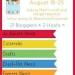 21 Back to School Crafts and Recipes