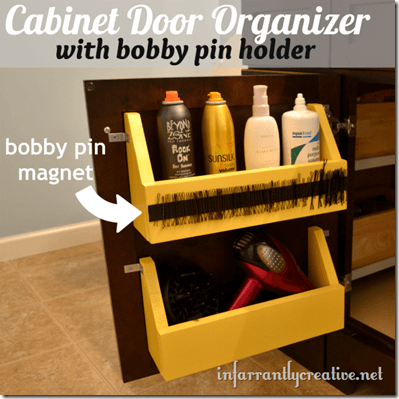 15 Easy and Innovative Bathroom Organization Ideas from Miss Information #Organizeit #hometalk #organization