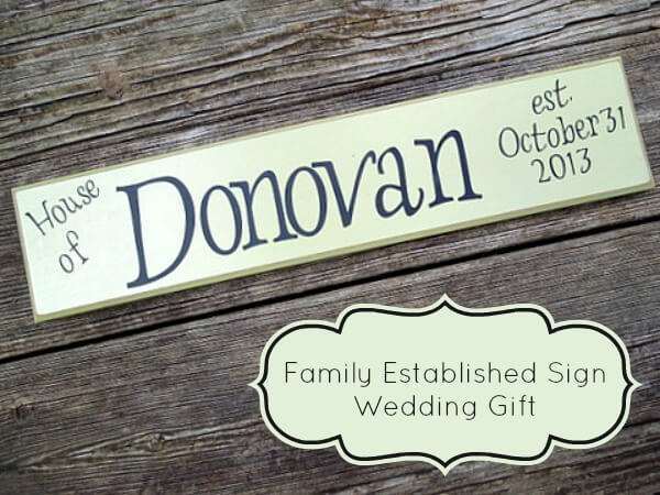 home_established_sign_family_wedding_gift_cricut_wood_vinyl