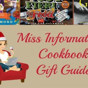 Cookbook Gift Guide: My Favorite Cookbooks