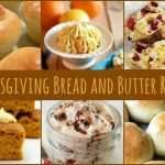 Homemade Holiday Bread and Butter Recipes