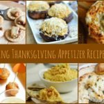 Holiday Appetizer Ideas for Thanksgiving