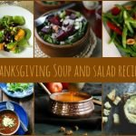 Holiday Soup and Salad Recipes {Complete Guide to Thanksgiving}