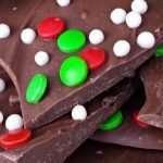 Milk Chocolate Christmas Bark