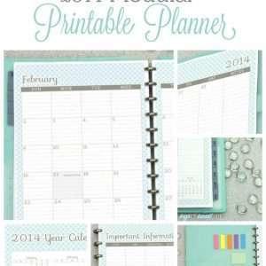 Organize It! Blog Planning