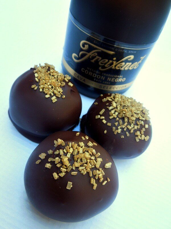 Coconut Pecan Candy Balls taste like a mounds bar and are so yummy. Perfect for New Years Treats!