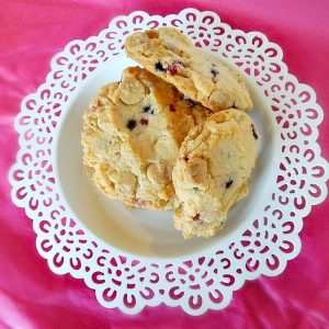 Berry Muffin Mix Cookies