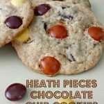 Heath Pieces Cookies